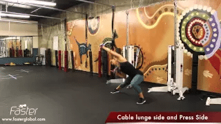 Cable Pulley Drop Set Workout