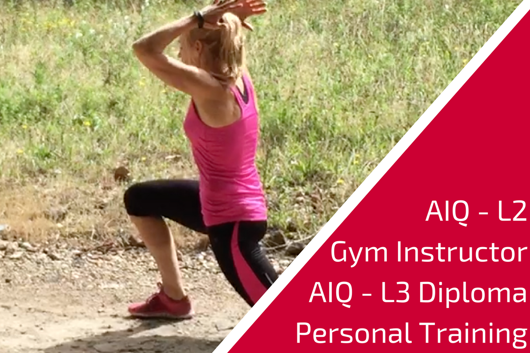 Personal Training Certificate / Personal Training Education