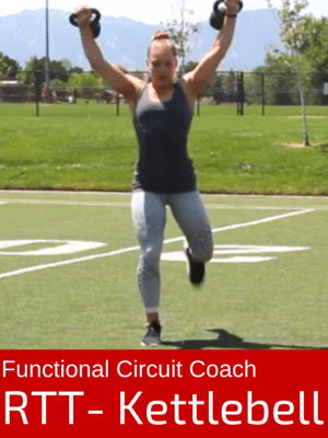 Functional Training with Kettlebells