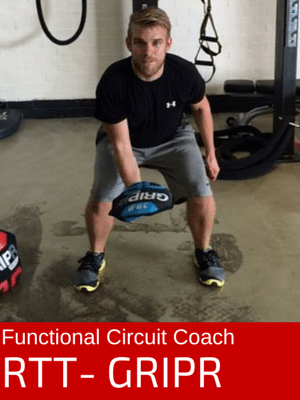 GripR and VipR Functional Training Circuit Workout