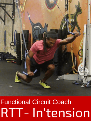 Cluster of Suspension and Resistance Band Exercises